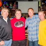 49ers Dave Wilcox and Dwight Clark booked through NSD at the Wooden Chicken in Portland, OR