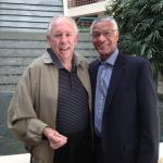 49ers John Brodie and Gene Washington at NSD Event