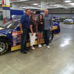 NSD brings Joe Montana to BMR Racing