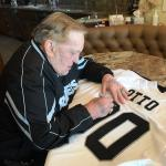 Autographed Jim Otto Jerseys for NSD