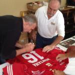 Autographed Joe Montana Jerseys
