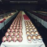 Joe Montana autographed 9000 items in one day for National Sports Distributors
