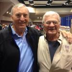 Dave Wilcox & Hugh McElhenny 49er Hall of Famers represented by NSD