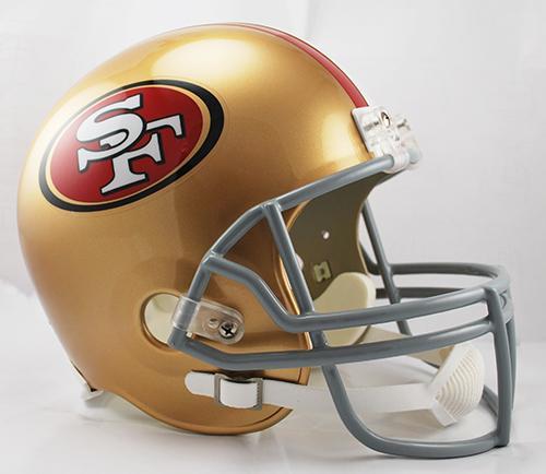 5698334ab Jimmy Garoppolo Autographed Helmet - 49ers Deluxe Replica. «