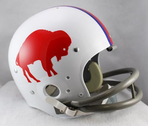 Buffalo Bill Helmet 1965-73 TK by Riddell - Login for SALE