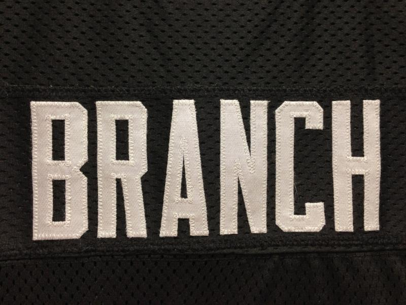 Cliff Branch Raiders Jersey - 21 Black Authentic Oakland Raiders  Personalized Stitched Jersey Nameplate Framed ... 61cbe7649