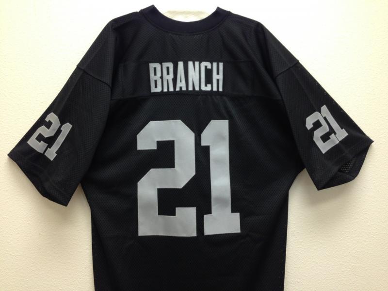 authentic raiders jersey