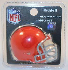 Riddell Revo Pocket Pro Helmet Cleveland Browns
