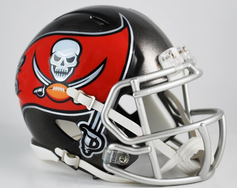 new product 94d8a ff883 Tampa Bay Buccaneers Mini Speed Helmet 2014-Current - Login ...