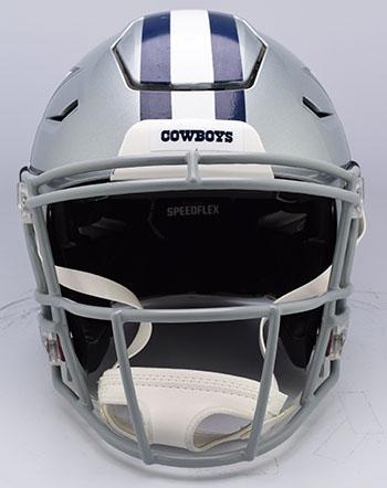 online store cae23 2c82c Cowboys SpeedFlex Helmet | Sports Memorabilia!