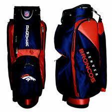 Nfl Golf Bag By Wilson Denver Broncos