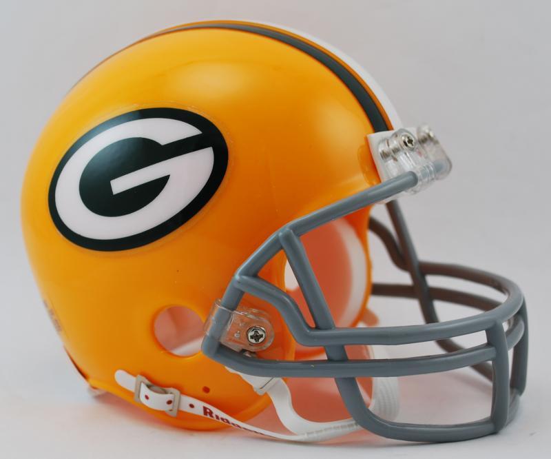 Buy Packers Nfl Football Helmet For Sale