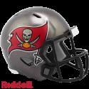 Buccaneers Pocket Pro Helmet by Riddell