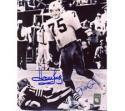 Howie Long Oakland Raiders & Joe Montana San Francisco 49ers 8x10 #234 Autograph