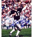 Ken Stabler Oakland Raiders 16x20 #1087 Autographed Photo
