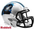Carolina Panthers Mini Speed Helmets