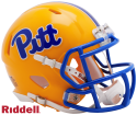 Pittsburgh Panthers Speed Mini Helmet by Riddell