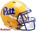 Pittsburgh Panthers Speed Authentic Helmet by Riddel