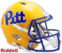 Pittsburgh Panthers Speed Replica Full Size Helmet by Riddell