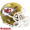 Riddell Camo Helmets - MINI
