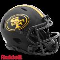 49ers Eclipse Mini Helmet