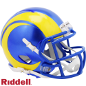 Rams Mini Helmet