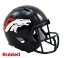 Denver Broncos Pocket Pro Helmet by Riddell
