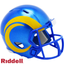 Los Angeles Rams Pocket Pro Helmet by Ri
