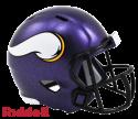 Minnesota Vikings Pocket Pro Helmet by Riddell