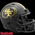 49ers Eclipse Full Size Replica Helmet