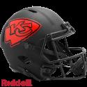 Chiefs Replica Eclipse Helmet