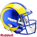 Rams Replica Speed Helmets
