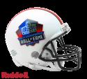 Pro Football Hall of Fame Mini Helmet