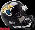Jaguars Replica Helmet