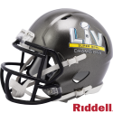 Super Bowl 55 Champions Buccaneers Speed Mini Helmet by Riddell