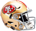 49ers Speed Flex Helmets