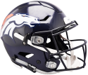 Broncos Speed Flex Helmet
