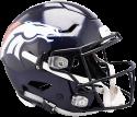 Broncos Speed Flex Helmet