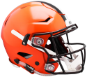 Browns Speed Flex Helmet