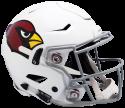Cardinals Speed Flex Helmet