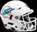Dolphins SpeedFlex Helmet