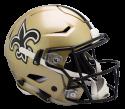Saints SpeedFlex Helmet
