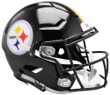 Steelers Speedflex helmet