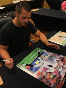 Raiders Derek Carr Signing for NSD