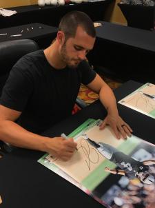 Derek Carr Signed Photo