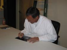 Dwight Clark Autographed Photo