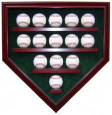 14 Baseball Display Case
