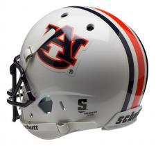 Auburn Football Helmets