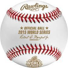 2015 World Series Baseball - Game Model