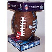 Super Bowl 52 Commemorative Football